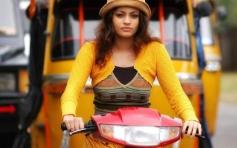 Sneha Ullal still on bike