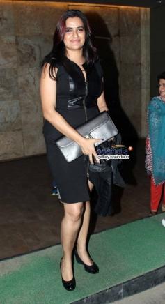 Sona Mohapatra at Shaadi Ke Side Effects screening