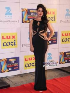 Sonal Chauhan at Zee Cine Awards 2014