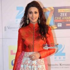 Sonali Bendre at Zee Cine Awards 2014