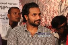 Sri Murali at Chaturbhuja Movie Audio Release