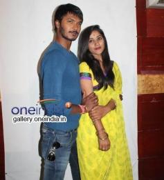 Srikanth at Manada Mareyali Movie Press Meet