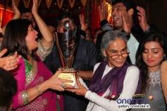 Success party of TV serial Balika Vadhu
