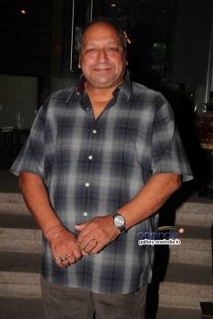 Sudhir Pandey at success party of TV serial Balika Vadhu