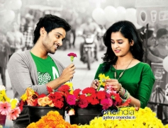 Sumanth Ashwin and Nandita stills from Lovers Movie