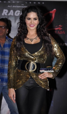 Sunny Leone at Baby Doll song launch