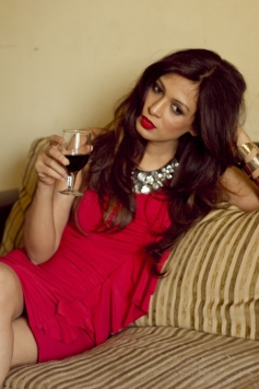 Supriya Keshri Valentine's Day Photo Shoot