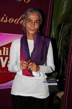 Sureka Sikri at success party of TV serial Balika Vadhu