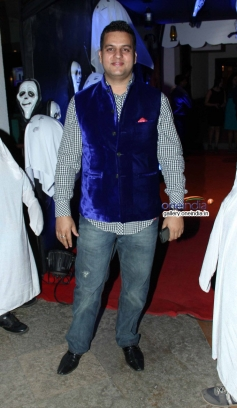 Sushil Sharma at Gang Of Ghosts music launch