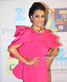 Swara Bhaskar at Zee Cine Awards 2014