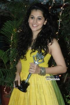 Tapasee Pannu at 7th Year Edison Awards 2014