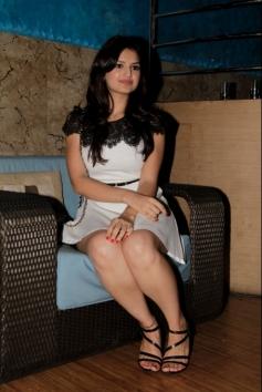 Tara Alisha at first look launch of film Mastram