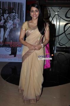 Taranjit Kaur at Ankhon Dekhi film trailer launch