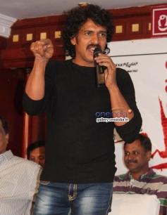 Upendra at Brahma Success Meet