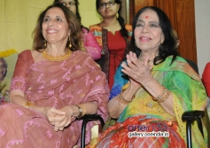 Sitara Devi at the 14th Vasantotsav