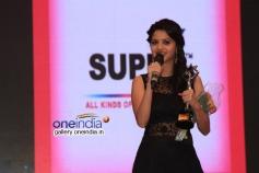 Vedhika at 7th Year Edison Awards 2014