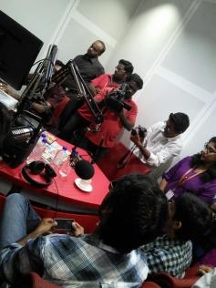 Velai Illa Pattathari audio launch at Suryan FM