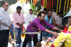 Venkatesh's Radha Movie Launch