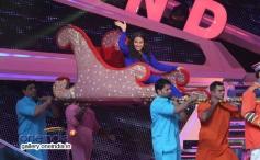Vidya Balan at Nach Baliye 6 tv show to promote Shaadi Ke Side Effects film