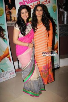 Vidya Balan promote Shaadi Ke Side Effects on Bade Achhe Lagte Hain