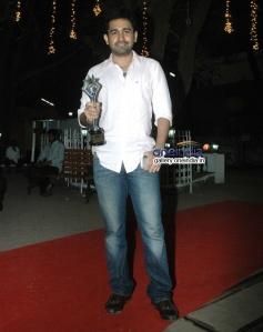 Vijay Antony at 7th Year Edison Awards 2014