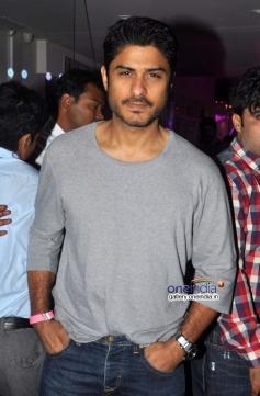Vikas Bhalla at first look launch of film Desi Magic