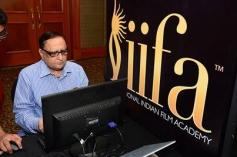 Vikas Mohan - Super Cinemas at IIFA 2014 Voting Weekend