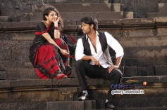 Vishali Deepak and Krishna in Kannada Movie Charlie