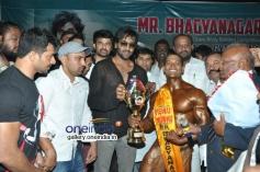 Vishnu Manchu with Mr. Bhagya Nagar 2014