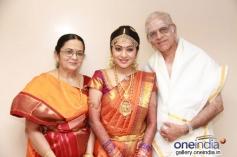 Vj Ramya and Ajith Jayaraman Wedding