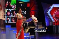 VJ Ramya Subramanian at 7th Year Edison Awards 2014