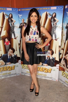 Yami Gautam promote Total Siyapaa at Filmistan Studio