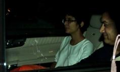 Aamir celebrates his 49th birthday at Imran's residence