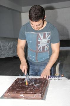 Aamir Khan 49th birthday bash in Bandra