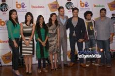 Abhay Deol promotes UTV Bindass show Change Aayega Hum Laayenge