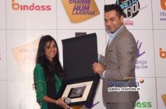 Abhay Deol promotes UTV Bindass show Halla Bol