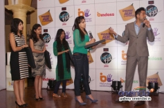 Abhay Deol at promotion of UTV Bindass tv shows