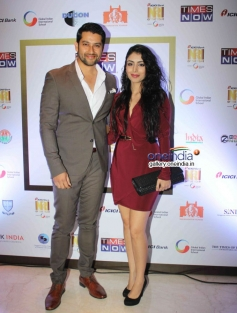 Aftab Shivdasani at the first edition of Times Now ICICI bank NRI of the year awards ceremony