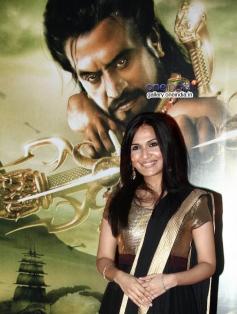 Aishwarya at Kochadaiyaan Movie Launch