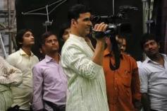 Akshay Kumar - Bollywood Stars Who went Behind Lens