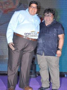 Allari Naresh, Chakri at Laddu Babu Movie Audio Release