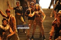 Allu Arjun and Shruti Haasan still from Race Gurram Movie