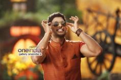 Allu Arjun still from Race Gurram Movie