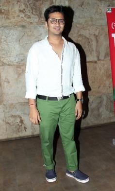 Amit Tridevi at Special Screening of Laxmi at Lightbox