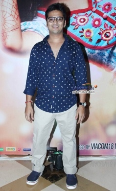 Amit Trivedi during the Queen film success bash