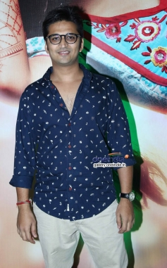 Amit Trivedi at Queen film success bash