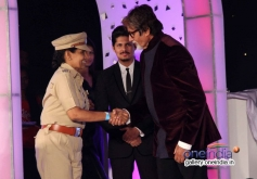 Amitabh Bachchan at Lavasa Women's Drive 2014