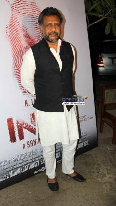 Anubhav Sinha at Inam film special screening