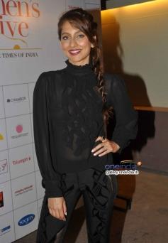 Anusha Dhandekar at Lavasa Women's Drive 2014