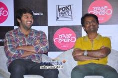 Arya and AR Murugadoss at Raja Rani Movie Success Meet
